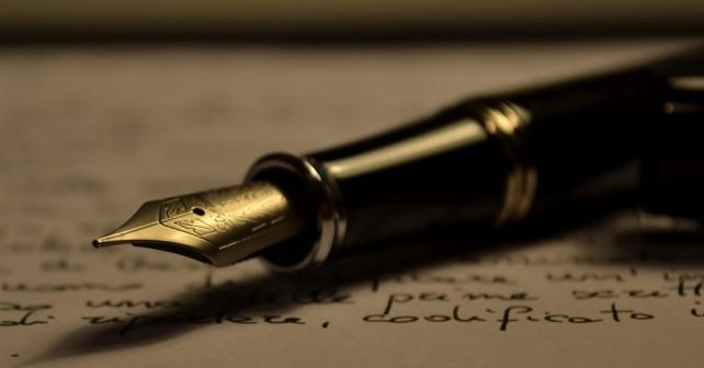 writing a blog