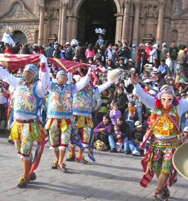 Parade Peru